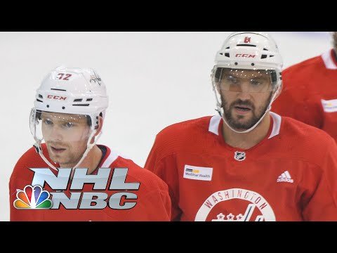 Caps will 'have to move forward' after breaking COVID protocol, Ovechkin among absences  NBC Sports