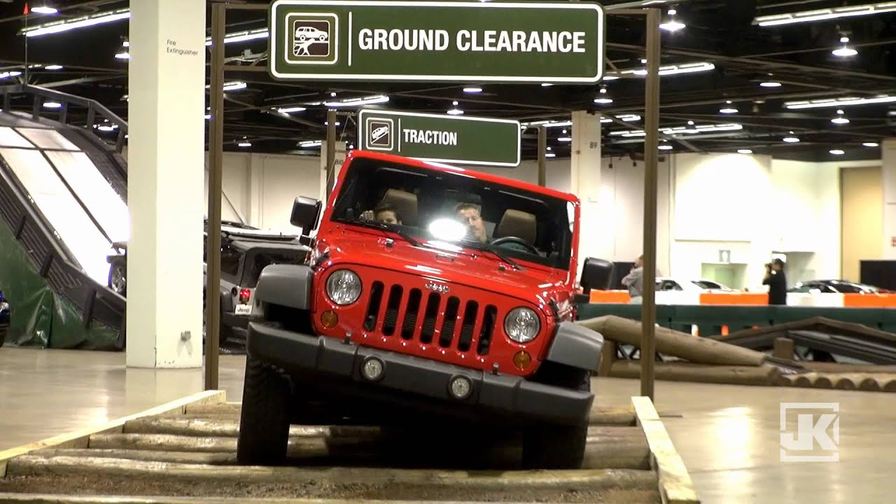 CAMP JEEP : Get a Taste of the Jeep Way of Life - YouTube