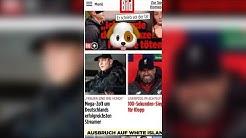MontanaBlack in der BILD!😱 Strafzettel bekommen für's falsche Auto?🤔 MontanaBlack Instagram Story