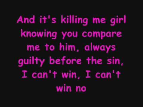 Usher-His Mistakes (I Can't Wait) Lyrics