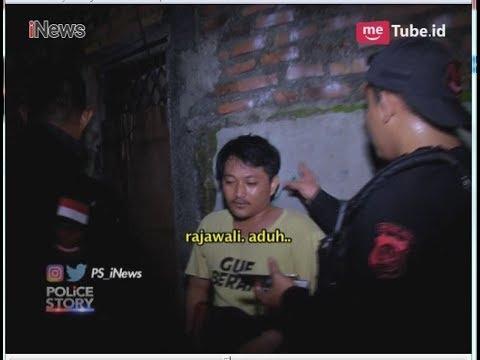 Pemuda Balap Liar yang Mabuk Kena Sentilan Polisi Part 01 - Police Story 11/06