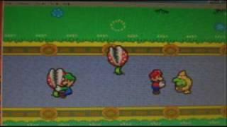 Mario & Luigi: Super Star Saga Part 28 - Cackletta's Return