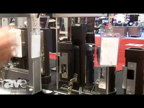 InfoComm 2016: ASSA ABLOY Demonstrates Cabinet Locks