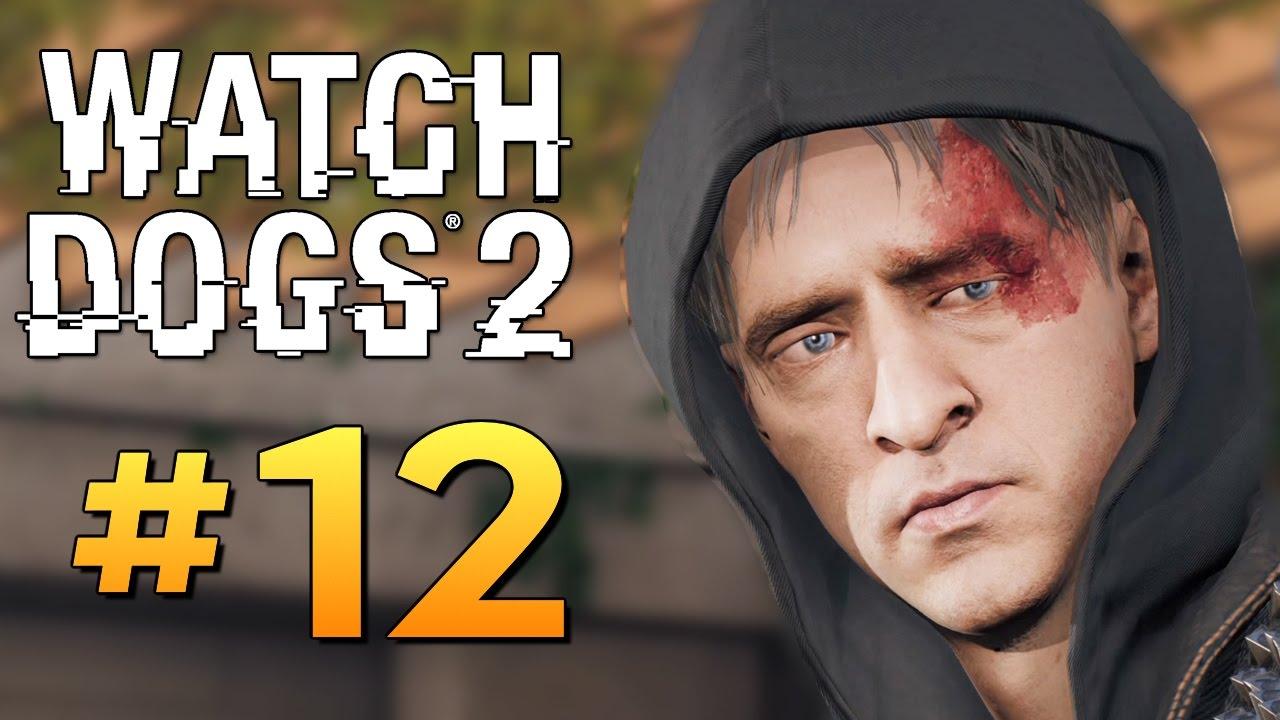 Watch Dogs 2 - НАСТОЯЩЕЕ ЛИЦО РЕНЧА #12