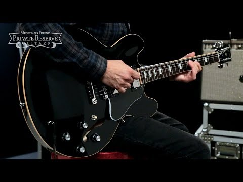Gibson 2018 ES-335 Traditional Semi-Hollow Electric Guitar
