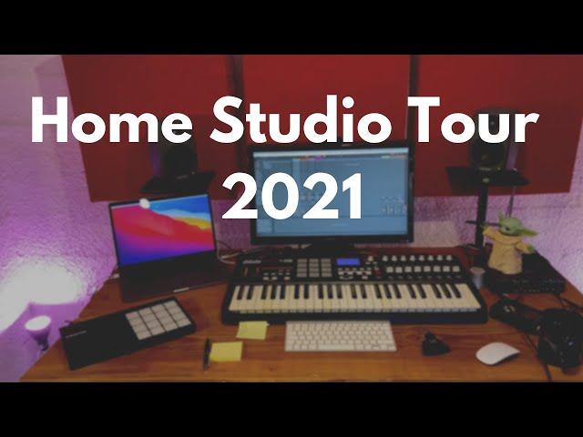 Home Studio Tour 2021 - [Mixage en Home Studio]