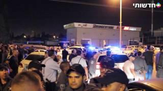 אוהדים נעצרו במהלך חגיגות האליפות בבאר שבע - 21/05/2016