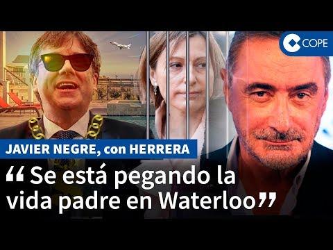 La feroz rajada de Forcadell sobre Puigdemont