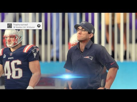 Madden NFL 18 ~ Unlocking World's 1st Platinum Trophy & Comeback City Guide