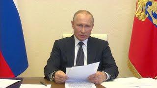 Владимир Путин продлил нерабочие дни до 11 мая включительно.