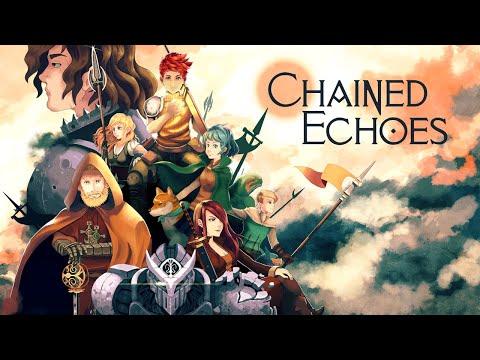 Chained Echoes - 16-bit fantasy RPG with mechs [Kickstarter Trailer]