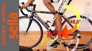 Ciclismo: Laltezza Sella