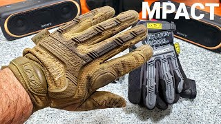 Mechanix Gloves Review M-Pact