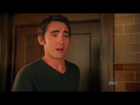 Lee Pace  I wake pies and make the dead