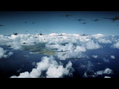 Japanese attack on the U.S. Navy base at...