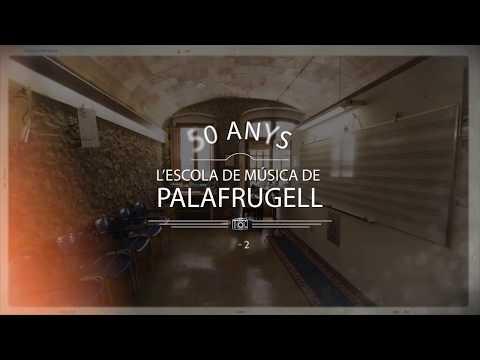 L'Escola de Música de Palafrugell - 50 anys