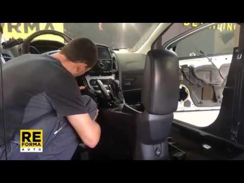 Форд Фокус 3 Шумоизоляция салона Детейлинг Краснодар