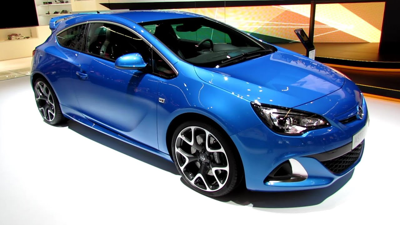 2014 opel astra opc exterior and interior wolkaround. Black Bedroom Furniture Sets. Home Design Ideas