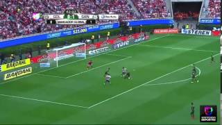 Chivas vs Santos 0-3 Semi final Mayo 24,2015 Univision Highlights