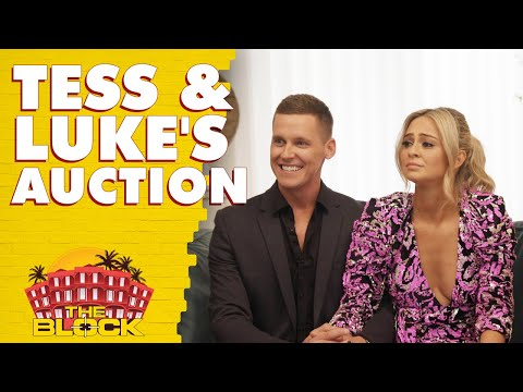 Tess And Luke's Auction | The Block 2019
