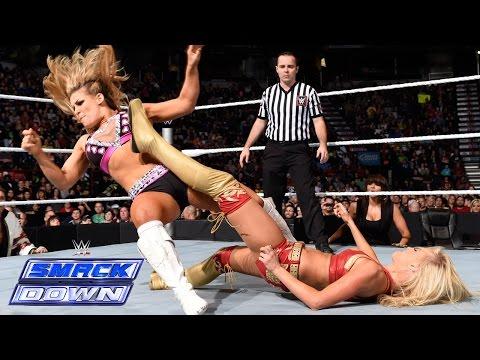 Natalya vs. Summer Rae: SmackDown, Nov. 7, 2014