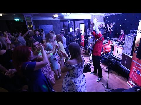 Kerry Wedding Band with Brass Section - RENOVATOR - Summer of 69