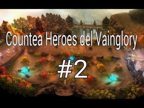 Countear Heroes Vainglory #2 (serie)