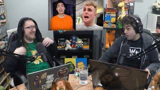 Mystery Brand Jake Paul/RiceGum Scandal, Mean Gene Passes Away, Sears Closing - #CUPodcast 142 Intro