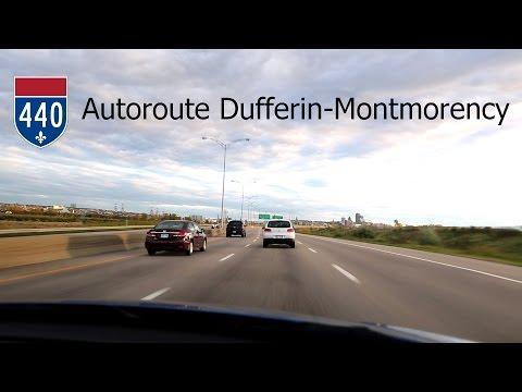 2014-08 | Québec : Autoroute 440 / Route 175 Centre-Ville