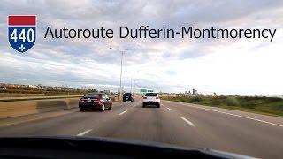 14-09 | Québec : Autoroute 440 / Route 175 Centre-Ville
