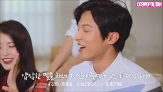 イ・ジュンギ主演「月の恋人-歩歩驚心 麗」主人公たちのFinger Talk:日本語翻訳