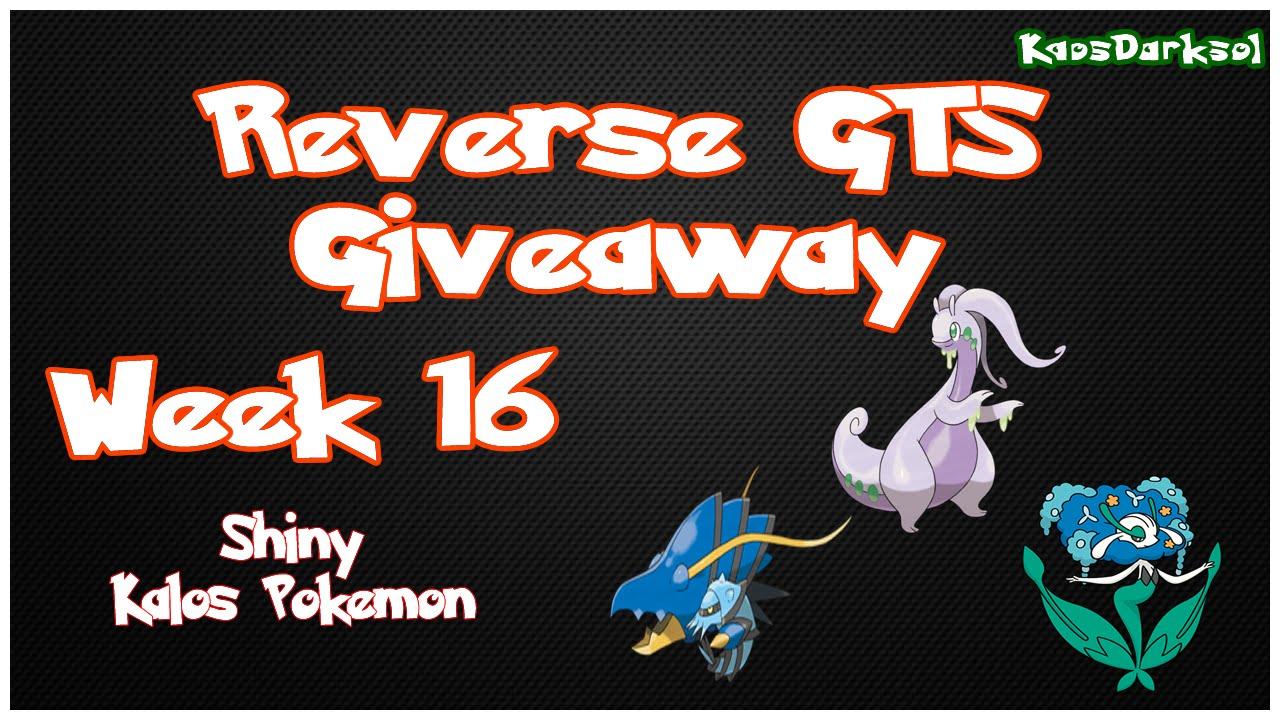 pokemon weekly giveaways