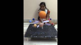 Project on Solar System by Kavya Shah
