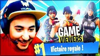LES FILLES PRENNENT LE POUVOIR EN GAME VIEWERS !