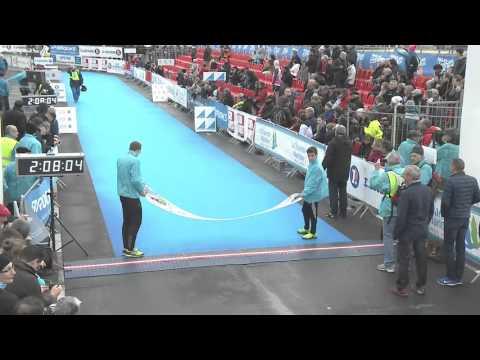 Marathon de La Rochelle 10km - Finish - Chronocourse