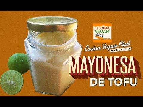 Mayonesa de tofu cocina vegan f cil reeditado youtube for Cocinar facil