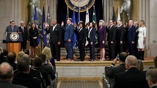 Attorney General Barr announced the establishment of the Presidential Commission on Law Enforcement