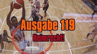 NINERS360 Ausgabe 119 - Heimrecht! | NINERS Chemnitz vs. ETB Wohnbau Baskets Essen - 88:76