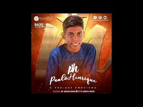 Paulo Henrique - Vol.01 - CD 2018 - [CD COMPLETO]