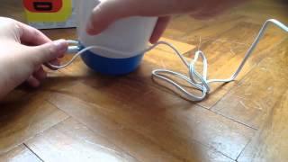 Logitech z50 Speaker Unboxing and Test