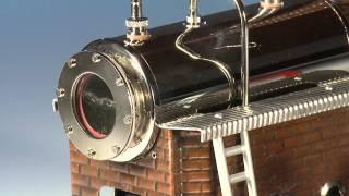 Wilesco D165 Dampfmaschine Sparpaket