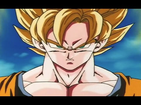 [ DRAGON BALL Z ] GOKU SUPER SAIYAN 孫悟空 超サイヤ人
