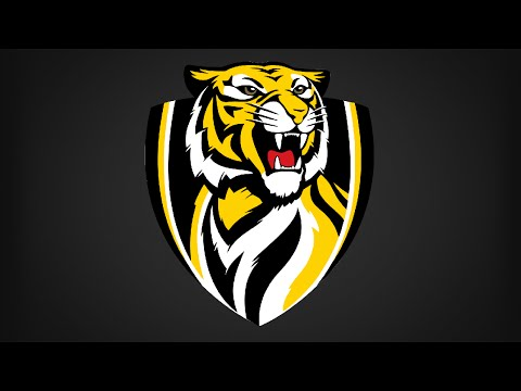 AFL: Richmond Tigers Club Song 2015 (Lyrics Video)