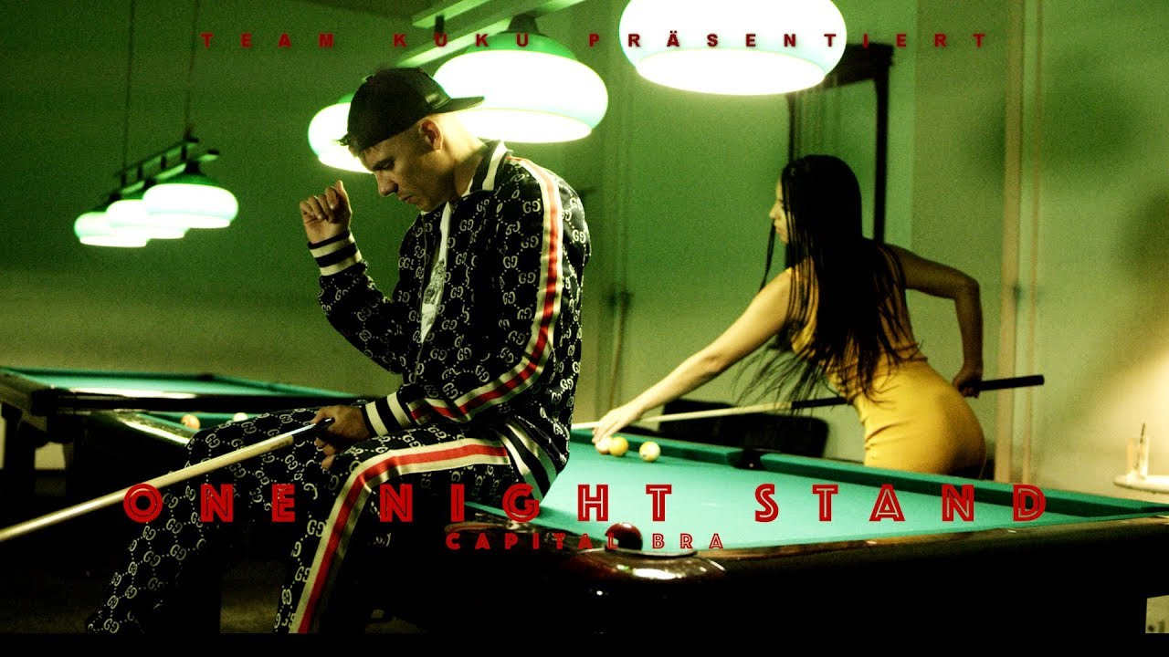 CAPITAL BRA - ONE NIGHT STAND (PROD.BY THE CRATEZ & DANNYEBTRACKS) #1