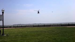 Delaware State Police Trooper 4 Landing