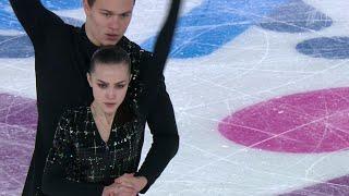 Российские фигуристы заняли первое и второе места в короткой программе на Олимпиаде в Лозанне