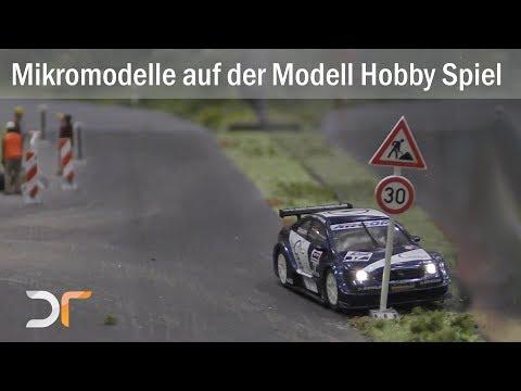 IG Mikromodell auf der Modell Hobby Spiel 2018 - Teil 2 | RC 1:87