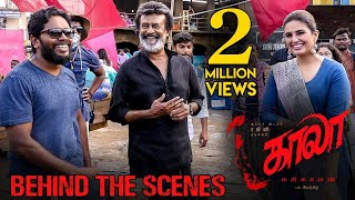 Kaala (Tamil) - Behind The Scenes featuring Theruvilakku Song | Rajinikanth | Pa Ranjith