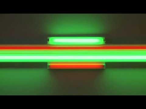 Dan Flavin-Lights