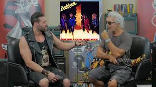 TALKING SHRED WITH GEORGE LYNCH! DOKKEN & LYNCH MOB TOUR!